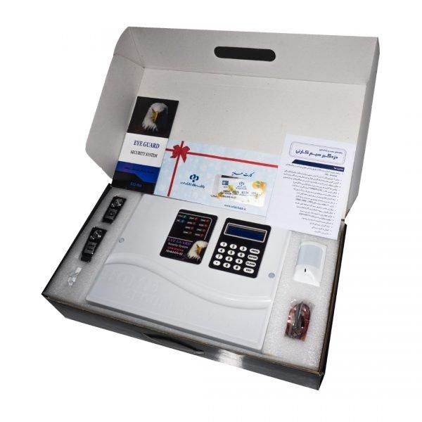 اعلان سرقت سیم کارتی eye guard مدل s2